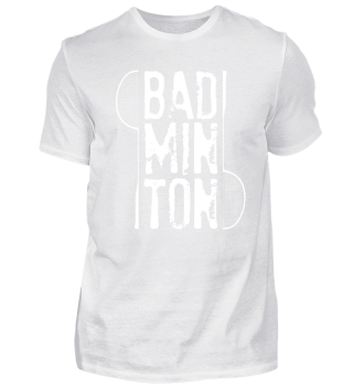 Badminton Bad Min Ton