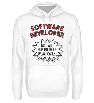 Superhero Capes Software Developer