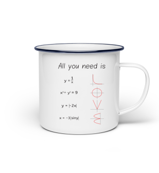 All you need is - Mathematik