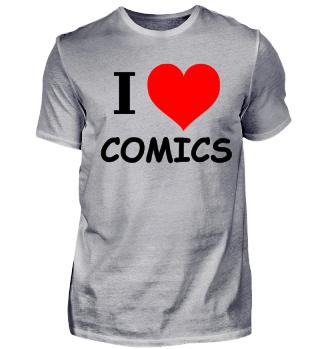 I Love Comics