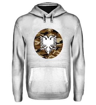 Flamujt e Camouflage Shqiptare Modeli 4