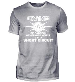 ELECTRICIAN - BE CAREFUL