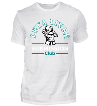 Luta Livre Submission Club Gift T-Shirt