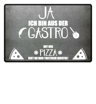 PIZZA FÜR DIE GASTRO (ideales Geschenk)