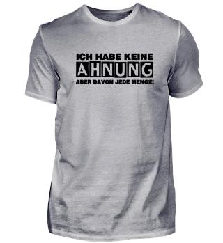 ☛ KEiNE AHNUNG #1.1