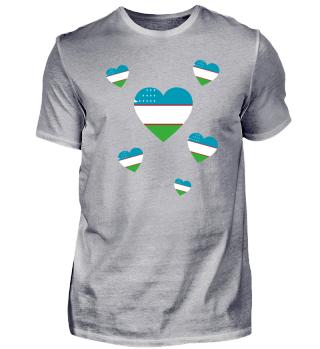 roots home country wurzeln geschenk Usbekistan
