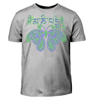 ♥ Om Mani Padme Hum - Butterfly III