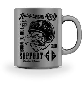 ☛ Rider · Support 66 #1.17