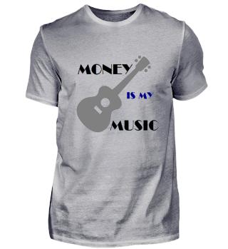 Money is my Music