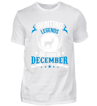 Hunting legends are born in December