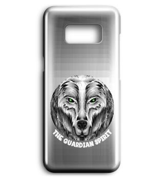☛ SCHUTZGEIST · WOLF · KREIS · GRUNGE #6WH