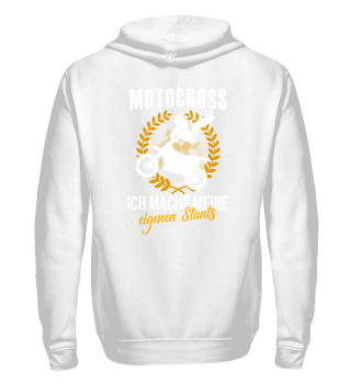 Motocross - Meine eigenen Stunts