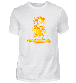 Robot T-Shirt: for all robotics fans