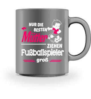 Fußball Mama - Tasse