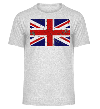 ★ United Kingdom grunge Flag V