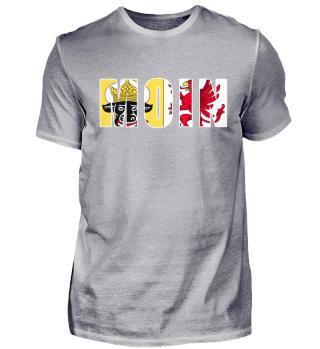 MOIN T-Shirt | Mecklenburg-Vorpommern