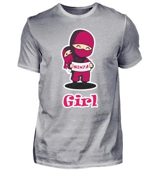 NINJA Apparel / Ninja Girl