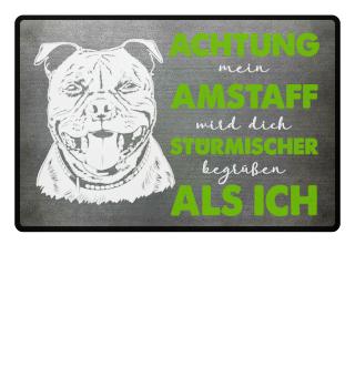 Amstaff - Fussmatte