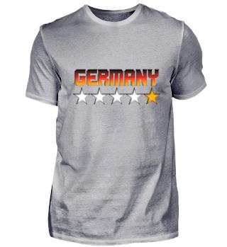 Germany Deutschland WM Shirt