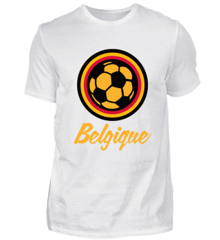 Belgium Football Emblem
