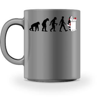Evolution Of Humans - Santa Claus I