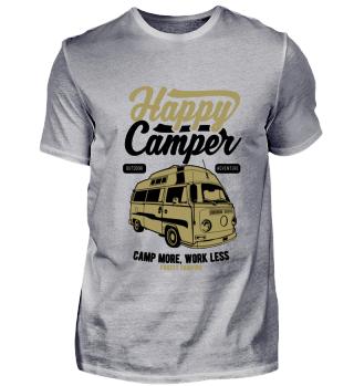 ☛ HAPPY CAMPER #1.2