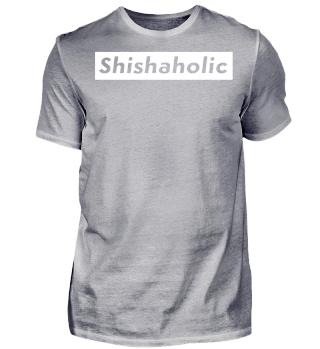 Shishaholic - T-Shirt