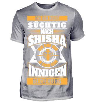 Ich bin nicht süchtig nach Shisha