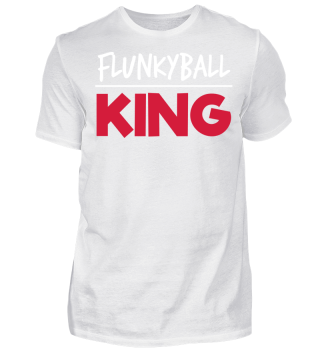 Flunkyball King - Festival T-Shirt