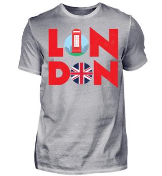London - Telefonzelle - Union Jack - Geschenkidee - Gift Idea - Great Britain - England - Sight Seeing City Trip - Städtereise - Auslandsjahr - Au Pair - Reiselust - Tourist - Tourismus - Skyline - Big Ben - Kensington Palace - Buckingham Palace