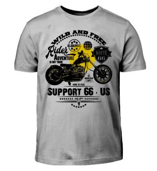 ★ Rider · Support 66 · US ★