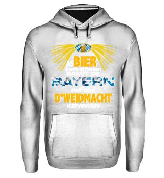 Bayern Bier Weltherrschaft - bayrisch