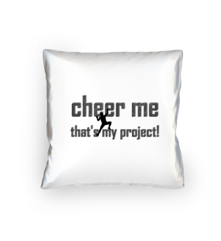 Cheer Me That's My Project | Klettern