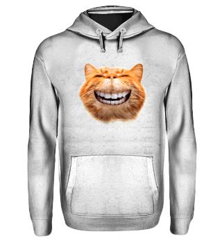 Grinse-Katze