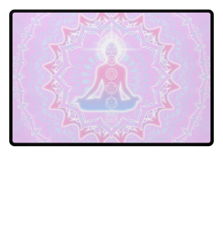 ♥ Yoga Lotus Meditation Chakren I Matte
