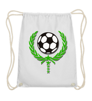 ★ Fussball Lorbeerkranz 5 Sterne Team 3