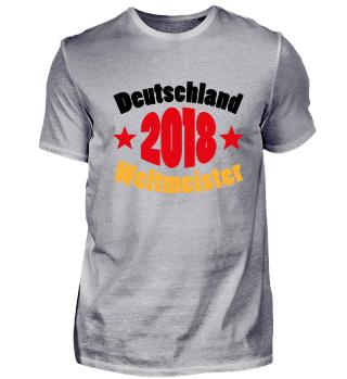 Deutschland Weltmeister 2018 WM