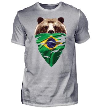 BEAR Vintage Patriot Brazilien