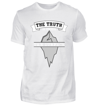Iceberg - The truth is under the surface
