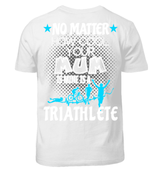 My mum is a triathlete!