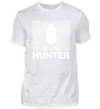 PROGRAMMIERER T-SHIRT BUG HUNTER