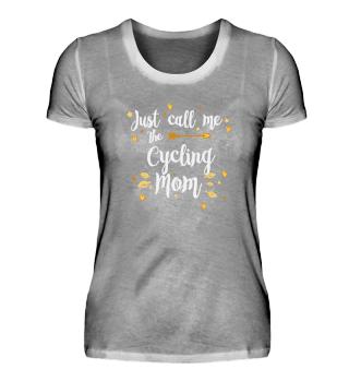 CYCLING MOM Gift Bike Biker Sport