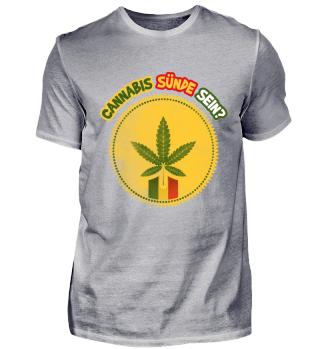 Cannabis Sünde sein?