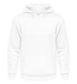 Wedding Queen Hoodie