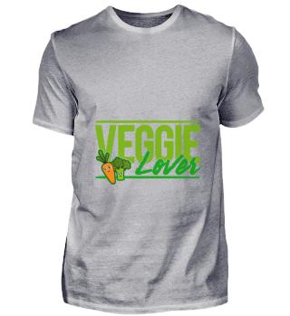 D001-0678A Vegetarier Vegan - Veggie Lov