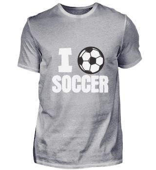 I ball soccer white