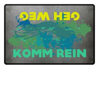 Komm Rein - Geh weg - splaches III