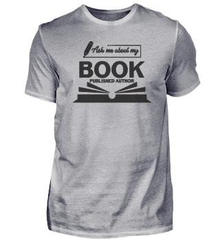 Author Ghostwriter Journalist Gift