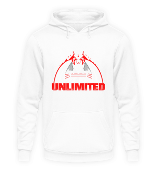 Unlimited Dragon Hoodie