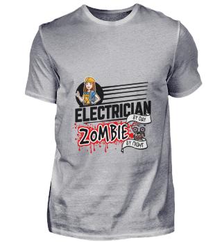 D001-0537B Female Electrician Elektriker